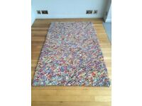 John Lewis 'Jelly Beans Multi' Hand Knotted Rug 150 x 90mm