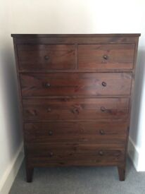 Warren Evans chest of drawers