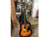 Stagg Right Handed Acoustic Guitar
