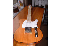 12 string Telecaster-v,g,c-might swap for 12 string acoustic in v,g,c