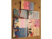 Seven Fiction Novels