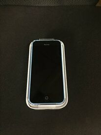 IPHONE 5c BLUE 8GB UNLOCKED GOOD CONDITION