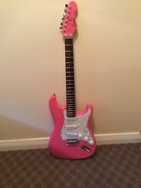 Encore three quarter electric guitar