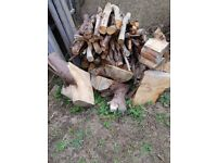 Free logs for wood Burners