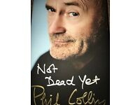 X2 Phil Collins Tickets Fri 09/06/17 Circle w ,no restrictions.