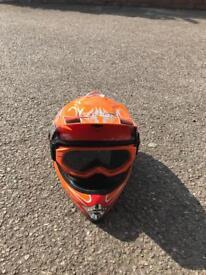 Qtech helmet