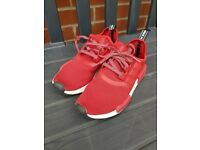 Adidas nmd red (size 6)