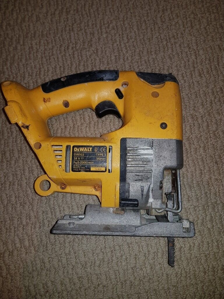 Dewalt jigsaw dw933 in chelmsford essex gumtree dewalt jigsaw dw933 image 1 of 2 keyboard keysfo Gallery