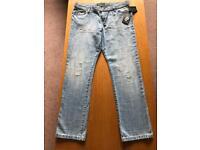 Ralph Lauren Ladies Jeans (New). Size 6 p USA