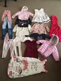 Girls Baby Clothes 12-18 Months