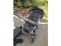 Quinny Buzz Xtra with all fittings Buggy and Pram