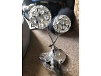 Bedside lamp/ Desk Lamp X 2