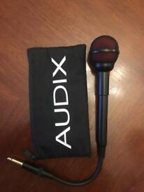 Audio Fireball Microphone
