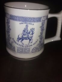 King William mug