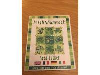 Irish Shamrock - Grow Your Own Irish Shamrock - Shamrock Seed