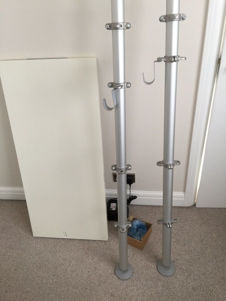 Stolmen Ikea Bedroom Drawers Shelf Poles In Sunbury