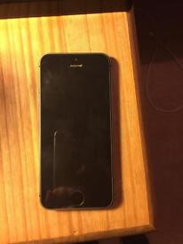 Apple iphone 5s - locked to ee - 16gb - space grey