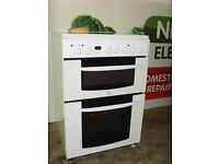 Indesit 60cm Ceramic Top Cooker.Excellent Condition.12 Month Warranty.Delivery and Install Available