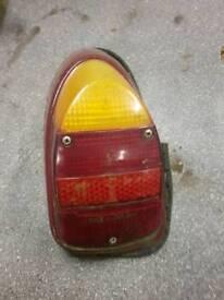 Vw rear light