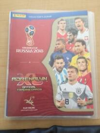 Russia World Cup 2018 cards bundle