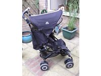Maclaren Techno XT pushchair / buggy / pram