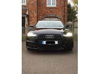 Audi A6 Saloon 2.0 TDI Ultra Black Edition S Tronic 4dr (Start/Stop)