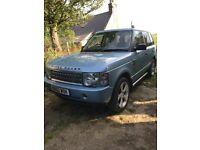 Land Rover, RANGE ROVER, Estate, 2002, Other, 4398 (cc), 5 doors