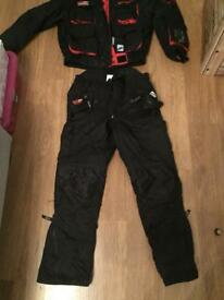 Weise motorcycle Protective waterproofs