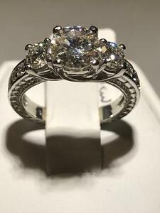 ALL ENGAGEMENT RINGS 10K 14K 18K ON SALE NOW 50% PLUS OFF!!!!!!!!!