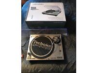 Audio Technica LP-120 USB Turntable with Original Box