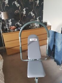 EGL abs fitness machine