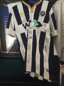 Millwall FC signed Top
