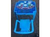 Thomas the tank engine table and chair