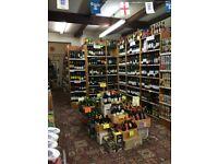 off license liquor bins 280 ewell road surbiton kt67aq rent 1083 3000 to 4000 weekly sale