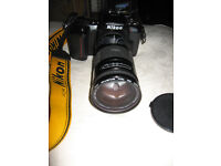 Nikon Classic 35mm camers plus accesories