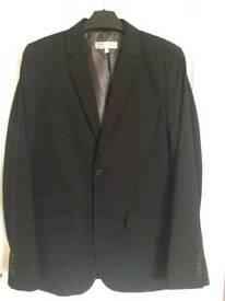 Boys black suit age 13/14 years. Smoke, pet free home