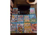 Wii U 32GB + Games