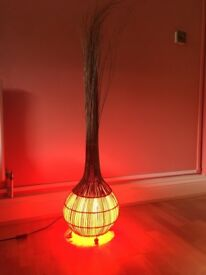 Standing decorative lamp marrocan style