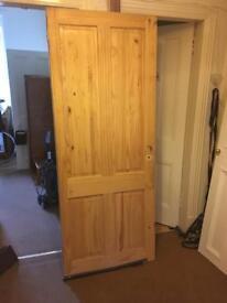 2 wooden doors ***gone pending collection***