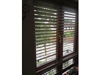 2 x Hillarys blinds for sale - £30 & £40 (6 months old)