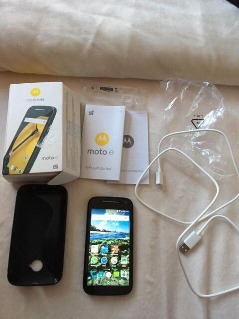 Motorola Moto E 2nd Gen smartphone (Unlocked & New)   in Birmingham, West  Midlands   Gumtree