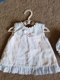 Baby girls Spanish dress