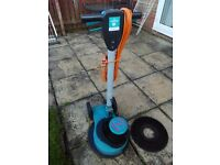 "Truvox Orbis 17"" Floor Polisher / Buffer 400RPM (Floor Cleaning Rotary Machine)"