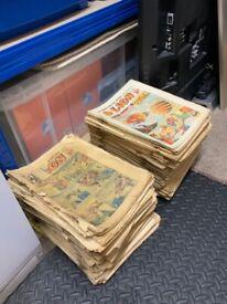 Lion Comics issues 1-351