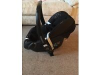 Maxi-Cosi Pebble Group 0+ Car Seat - Excellently Maintained Condition