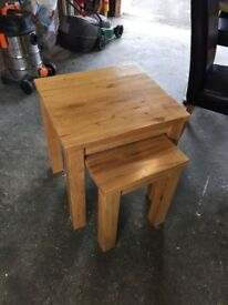2 Nest tables
