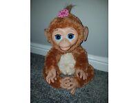 FurReal Friend monkey