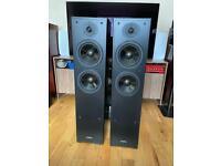 Yamaha NS-F51 floor standing speakers