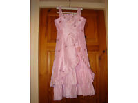 Flower-Girl-Party-Wedding-Bridesmaid-Formal-Dress age 6