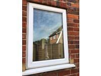 Large Double Glazed Top Hinged Window